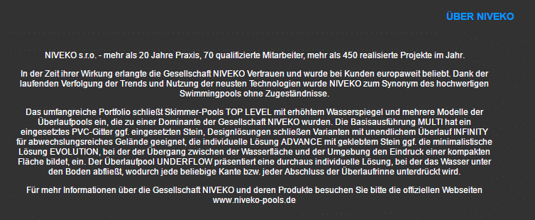 Niveko Pools aus  Teuchern