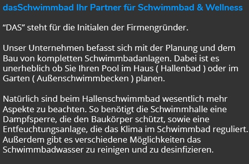 Schwimmhalle bauen in  Saalfeld (Saale), Wittgendorf, Hohenwarte, Döschnitz, Saalfelder Höhe, Bad Blankenburg, Rudolstadt und Kamsdorf, Unterwellenborn, Kaulsdorf